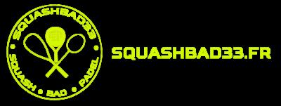 SQUASHBAD33 BORDEAUX NORD