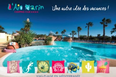 Camping Club l'Air Marin – Padel